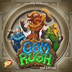 Board Game: Gem Rush (Second Edition)