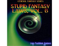 RPG Item: Stupid Fantasy Laws, Vol. 6