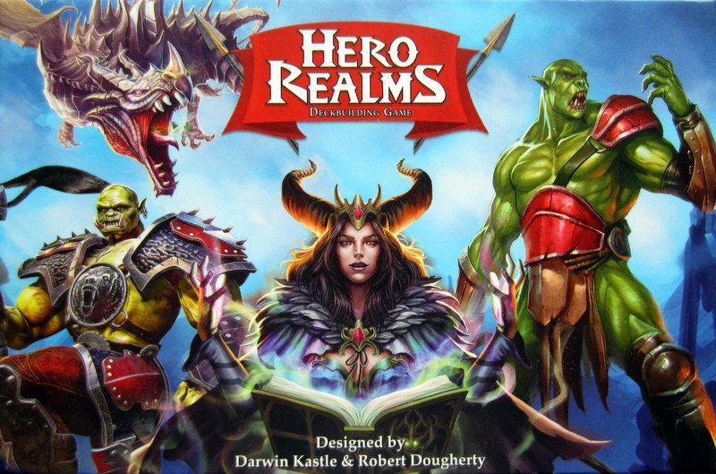 Portada Hero Realms