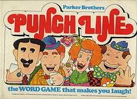 Board Game: Punch Line