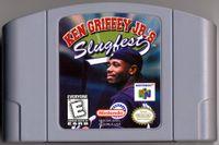 Video Game: Ken Griffey Jr.'s Slugfest