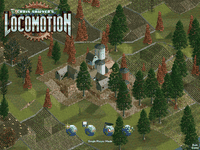 Video Game: Chris Sawyer's Locomotion
