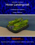 RPG Item: Vehicle Book Hovercraft 3: Hover Landingcraft