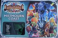 Board Game: Super Dungeon Explore: Mistmourn Coast Warband
