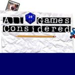 Podcast: All Games Considered
