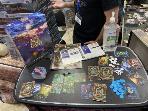 Board Game: Lost Ones
