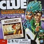 Board Game: Clue: Carnival – The Case of the Missing Prizes