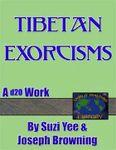 RPG Item: Tibetan Exorcisms