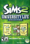 Video Game: The Sims 2: University Life Collection