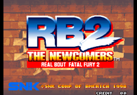 Video Game: Real Bout Fatal Fury 2: The Newcomers