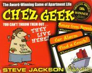 Board Game: Chez Geek