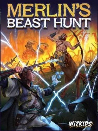 Board Game: Merlin's Beast Hunt