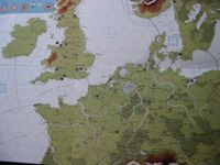 Westfront - northern map