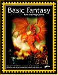 RPG Item: Basic Fantasy Role-Playing Game (2nd Edition)
