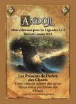 Board Game: Andor: Les Présents de l'Arbre des Chants