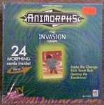 Board Game: Animorphs: The Invasion Game