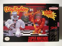 Video Game: Clay Fighter