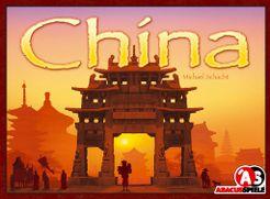 China Cover Artwork