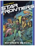 RPG Item: Savage Star Frontiers Referee's Manual