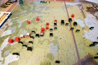 After Oct-Nov 41 Axis Turn. It's our First Barbarossa.  Is this about where Germany should be?