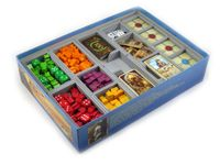 Board Game Accessory: The Voyages of Marco Polo: Folded Space Insert