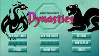 Video Game: Alan Newman's Dynasties