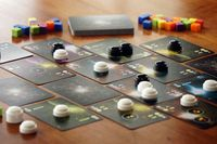 Board Game: Emissary: The Red Frontier