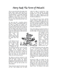 RPG Item: The Terror of Atlcalli