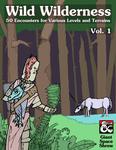 RPG Item: Wild Wilderness Vol. 1