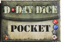 Board Game: D-Day Dice Pocket