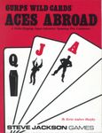 RPG Item: GURPS Wild Cards Aces Abroad