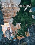 RPG Item: Beyond the Supernatural Second Edition RPG
