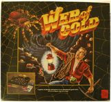 Board Game: Web of Gold