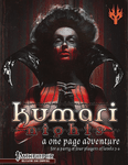 RPG Item: Kumari Nights: A One Page Adventure (Pathfinder)