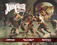 RPG Item: Jeddak of Jeddaks Era