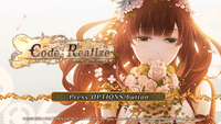 Video Game: Code: Realize ~Future Blessings~