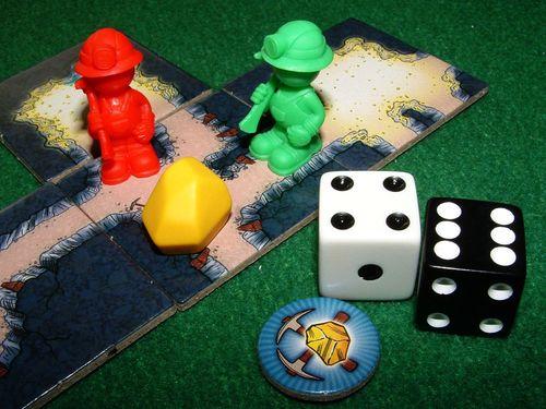 Board Game: Gold Mine