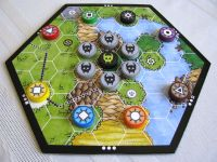Board Game: Shadows of Malice