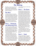 RPG Item: The Gallery