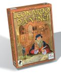 Board Game: Leonardo da Vinci