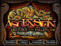 Video Game: Ascension: Return of the Fallen