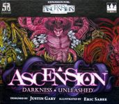 Board Game: Ascension: Darkness Unleashed