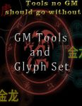 RPG Item: GM Tools and Glyph Set