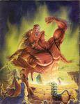 RPG Item: The Of Gods and Men Gamemasters Screen
