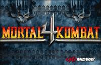 Video Game: Mortal Kombat 4