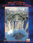 RPG Item: Bluffside: City on the Edge (3.5)