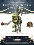 RPG Item: Feats of Channeling