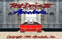 Video Game: Test Drive III: The Passion