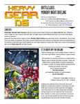 RPG Item: Battlelogs: Monday Night Dueling