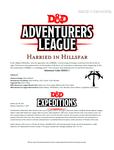 RPG Item: DDEX3-01: Harried in Hillsfar